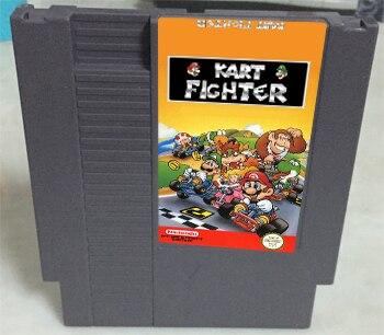 Kart Fighter Game card 72pin 8 bit Game cartridge Drop shipping!