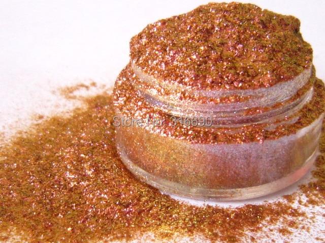 Очень красивый коричневый Хамелеон pearl пигмент-YZ9963