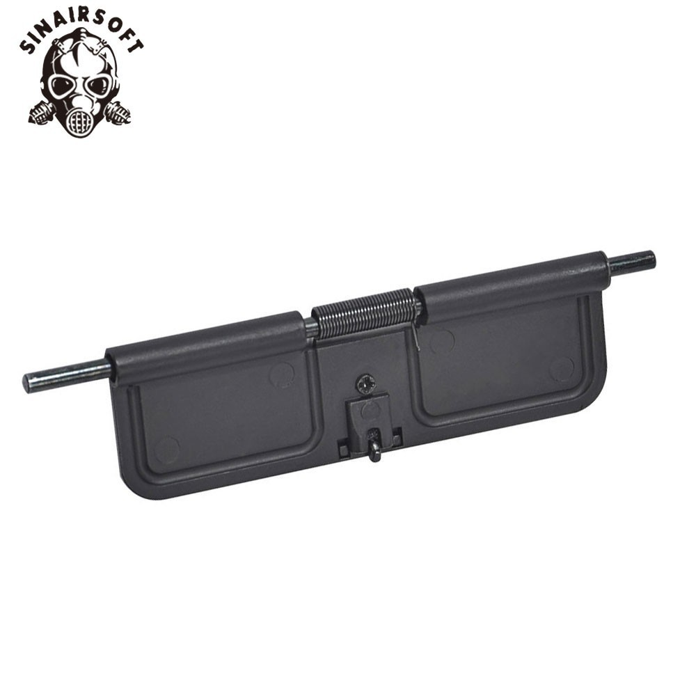 Hot Alloy Black Dust Cover Assembly Installation Guide For Airsoft AEG M4 M16 Series Hunting Paintball Shooting Accessories