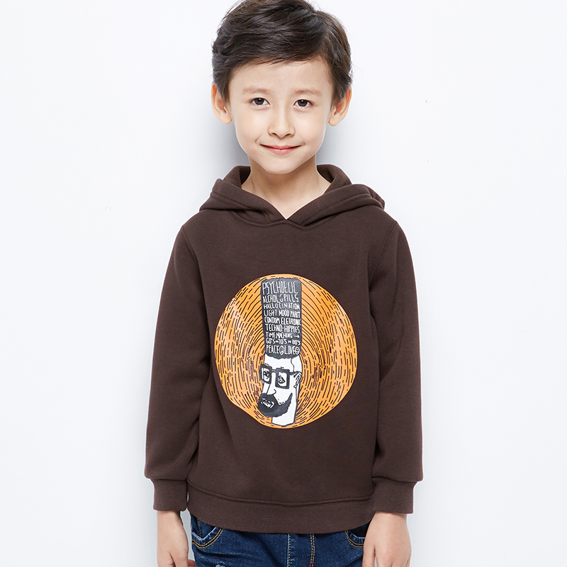 Pioneer Camp Kids New arrival Children Boy Sports thicken t-shirt boys Clothing kids Sweat shirt Outwear Coat Boys thick t shirt