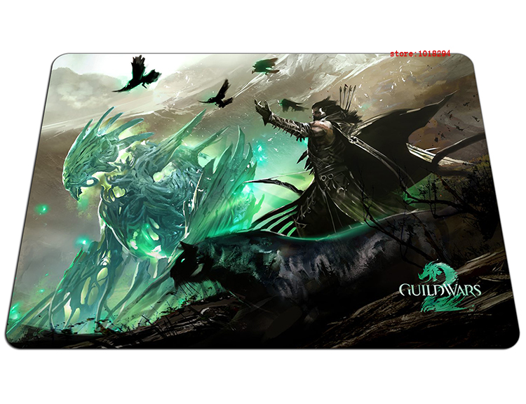 guild wars 2 mouse pad Speed gaming mousepad Thickened gamer mouse mat pad game computer desk padmouse keyboard large play mats