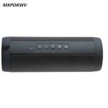 Estéreo Hi-Fi Louderspeaker Cajas Portátiles Al Aire Libre Deporte Impermeable Altavoz Bluetooth Apoyo TF tarjeta de Radio FM Super Bass T2