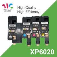 Toner Patronen Kompatibel Fuji Xerox Phaser 6020 6022 Workcentre 6025 6027 für Xerox 106R02759 106R02756 106R02757 106R02758|Toner-Patronen|Computer und Büro -