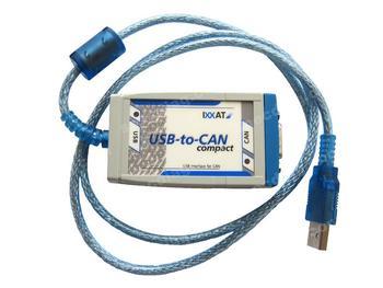 MTU DIAGNOSTIC KIT (USB-to-CAN)