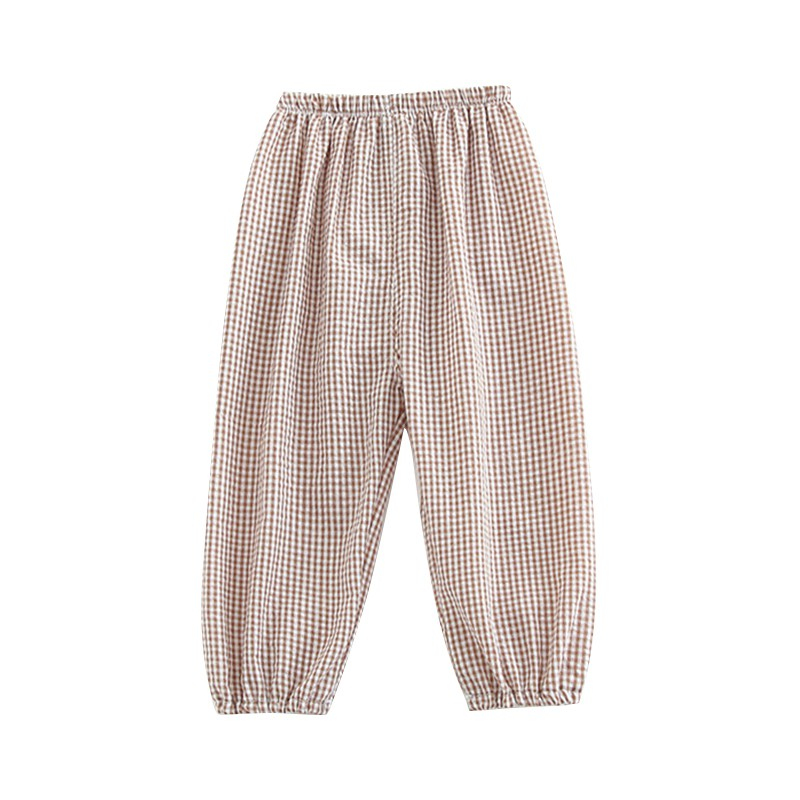 PP Pants Trousers Baby Harem Clothing Anti-Mosquito Newborn Girls Kids Cotton Boys Sports