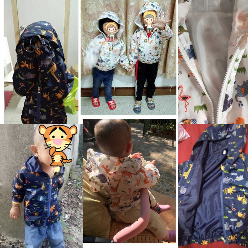 3fb0256fe Detail Feedback Questions about 2018 Autumn Jacket Boys Girls ...