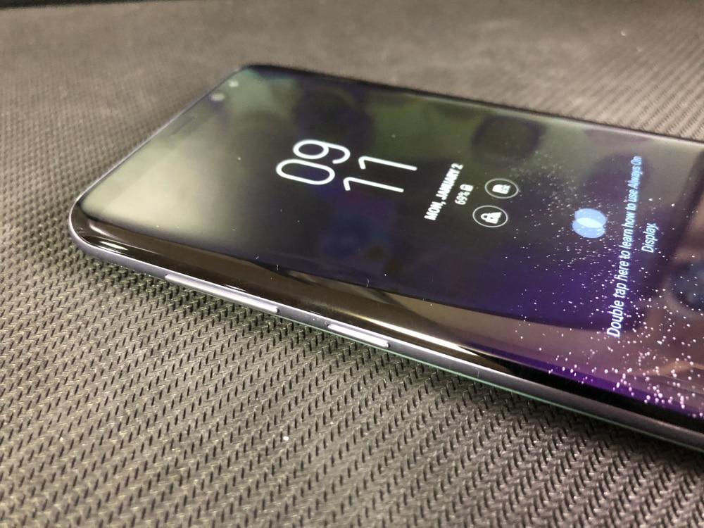 Original Samsung Galaxy S8+ S8 plus  6.2'' 12.0MP 4G RAM 64G ROM 4G LTE Octa c 4g+64g(single sim) 20