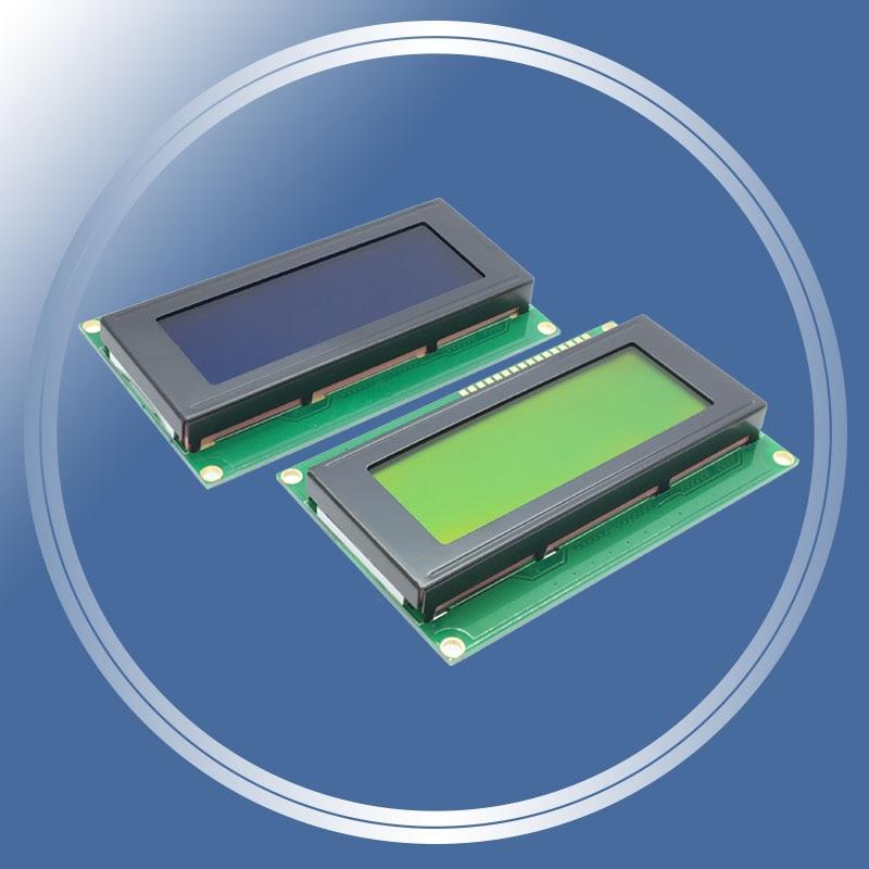 LCD Board 2004 20*4 LCD 20X4 5V BlueYellow and Green screen LCD2004 display LCD module LCD 2004