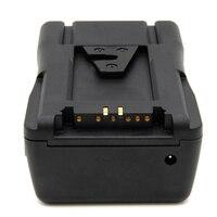 1 шт. DVISI Новый 115.44Wh (7800 мАч/14,8 в) V крепление батарейный блок V замок для видеокамеры оптовая продажа