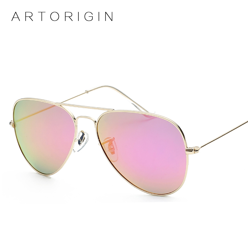 ARTORIGIN Piloto Polarizada Óculos De Sol Das Mulheres Dos Homens Espelho Óculos  de Aviação Aço Inoxidável Mulheres Óculos Oculos Aviador Masculino em ... 9c7b622c9f
