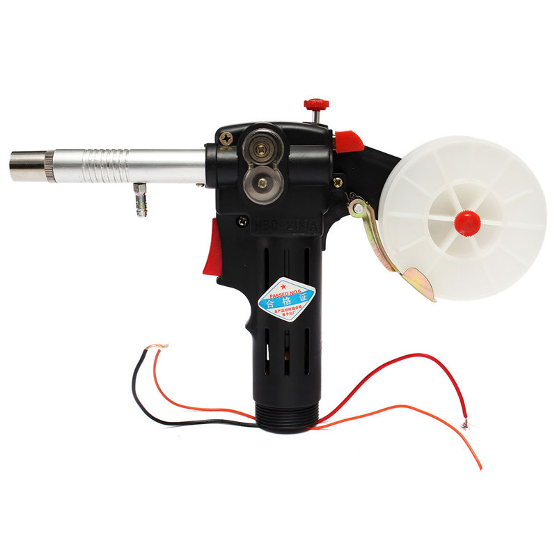 Best Price Miller MIG Spool Guns Push Pull Feeder Aluminum Welding Torch Without Cable HOT DC 24V Motor Wire 0.8-0.9mm