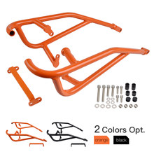 Tubular Steel Motorcycle Crash Bar Engine Guard Frame Bumper Protector For KTM 790 Duke Duke790 2018 2019 2020