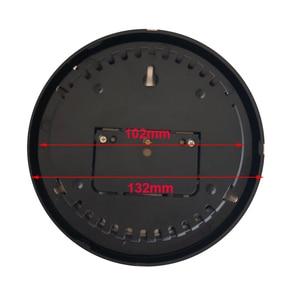 Image 4 - Бытовой Настенный термометр, гигрометр с деревянной рамой, 180 мм 132 мм 960 ~ 1060 hPa