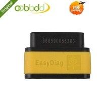 Lanzamiento Original EasyDiag2.0 para IOS Android Bluetooth Incorporado OBDII Lector de Código Genérico