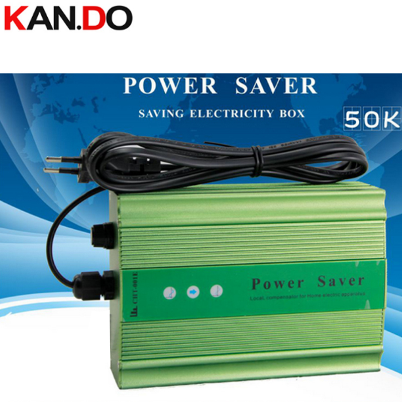 50kW to load power source save 15-40% power 110-220V home electicity power saver energy saver home use power adaptor