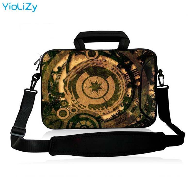 """17/"""" 17.3/"""" Laptop Notebook Computer Case Messenger Briefcase Handbag Shoulder Bag"""