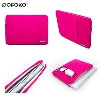 새로운 노트북 노트북 슬리브 가방 케이스 커버 운반 파우치 스킨 13 15 15.4