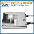 "Lo nuevo OEM Xenon Faros HID Balastos Ignitor Módulo de Control 12 V 42 W Para BMW E30 MTEC GENUINO 2 KIT CLIPS ""JOBLOT"" (K1-0614)"