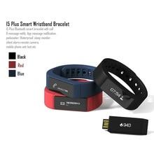 Водонепроницаемый IP67 OLED ТПУ Фитнес трекер часы анти-потерянный для IOS/Android изменить Язык браслет Bluetooth4.0 браслет I5 плюс