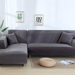 Универсальные эластичные чехлы для диванов для гостиной, Нескользящие чехлы для диванов
