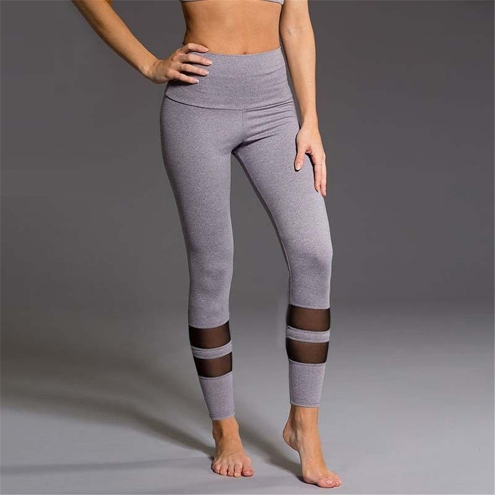 Aliexpress.com : Buy 2018 Brand Mesh Leggings Yoga Women