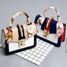 Luxury PU Leather Handbag 2 Colors