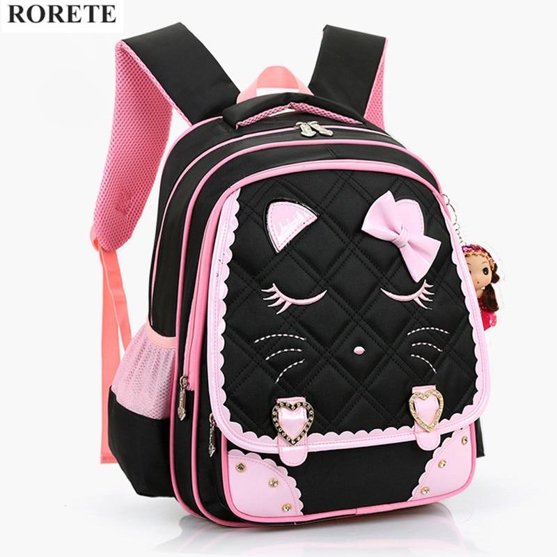 font b Kids b font Cartoon School Bags Children font b backpacks b font Waterproof