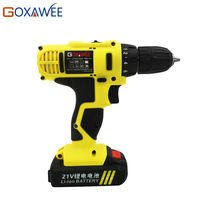 12 16 8 21V Electric Cordless Drill Two Speed Lithium Battery Recharger Multi Function Electric Cordless