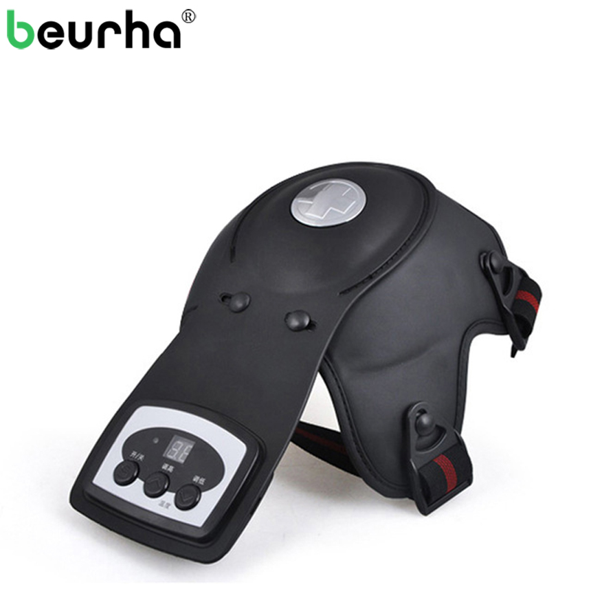 Beurha Knee Massage Instrument Physiotherapy Instrument For Knee Joint Compress Beurha Electrothermal Knee Home Rehabilitation physiotherapy instrument for knee joint hot compress knee massage instrument electrothermal kneepad home rehabilitation