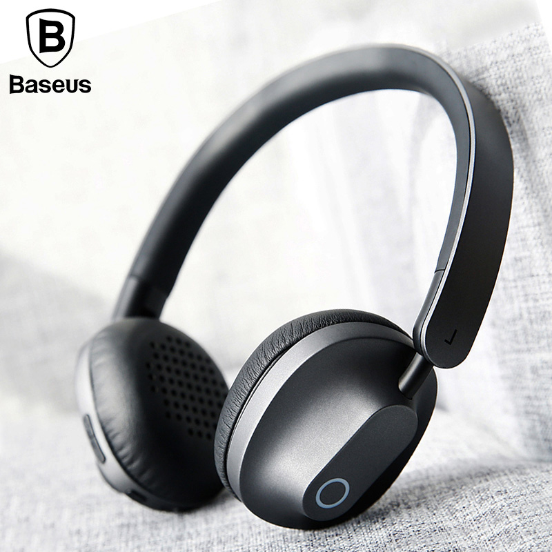 все цены на Baseus D01 Bass Noise Canceling Wireless Headphone Bluetooth Headphones Big Wire Headset for PC Gaming Earphone Xiaomi ecouteurs онлайн