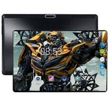 2019 Новинка 2.5D стекло 10 дюймов 3g 4G планшет Восьмиядерный 1280×800 ips HD 5.0MP 4 Гб ОЗУ 64 Гб ПЗУ Android 8,0 gps планшеты 10,1 подарки