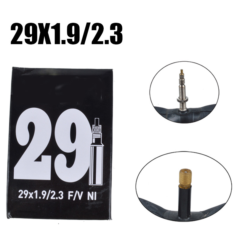 "29/"" x 1.9//2.3 29 Inch Bicycle Bike MTB Inner Tube Schrader//Presta Valve 48mm"