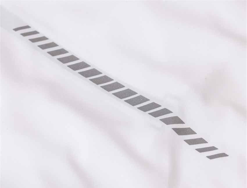 Дракон Fit Белые толстовки спортивный светоотражающие верхняя одежда Для женщин Йога куртка кардиган на молнии быстрая Сушка Спортивная одежда Топы