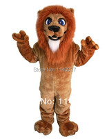 mascot king lion simba leo mascot costume fancy costume theme cosplay kits Cartoon Character anime carnival costume fancy dress