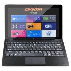 Czarny 11.6 cal tablet dotykowy dla Digma CITI E200 ekran dotykowy wymiana szkło digitizer do naprawy panelu darmowa wysyłka w Ekrany LCD i panele do tabletów od Komputer i biuro na