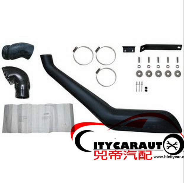 CITYCARAUTO SUV 4*4 SNOKEL Air Intake LLDPE Snorkel Kit Set FIT FOR LANDCRUISER PRADO 200SERIES 5700 FJ200 LC200 citycarauto 2007 2011 airflow snokel fit for jeep wrangler jk series 3 8l v6 air ram intake snorkel kit black