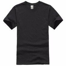 EINAUDI 2018 New Solid color T Shirt Mens Black And White 100% cotton T-shirts Summer Skateboard Tee Boy Skate Tshirt Tops