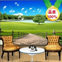 Large art can custom mural expand the space art, lawn wallpaper wall stickers wall home decor sitting room bedroom waterproof