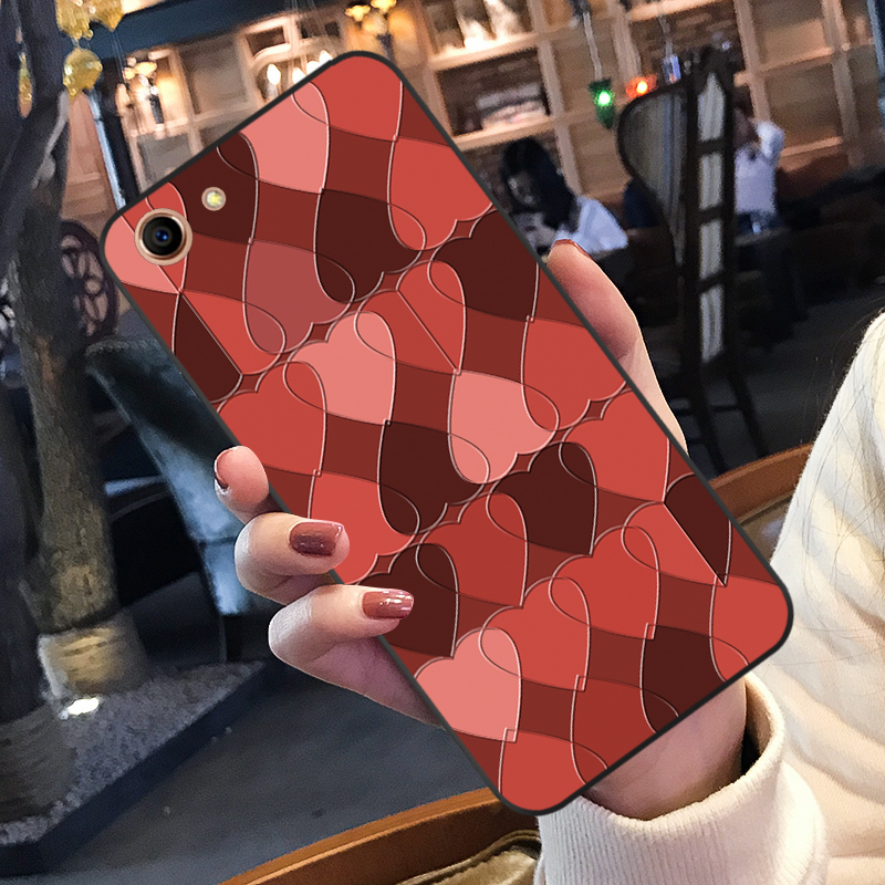 3D Mermaid Scales Case For OPPO F1S A59 A83 A1 A3 A5 Retro Smooth Cover Case For OPPO F3 PLUS F3 A77 F5 A73 A79 F7 F9 Back Coque