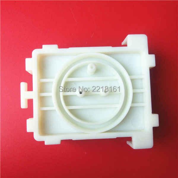 2X grosir Untuk Epson DX5 DX7 printhead topi atas/Eco solvent plotter printer Galaxy UD Yongli cpaping stasiun