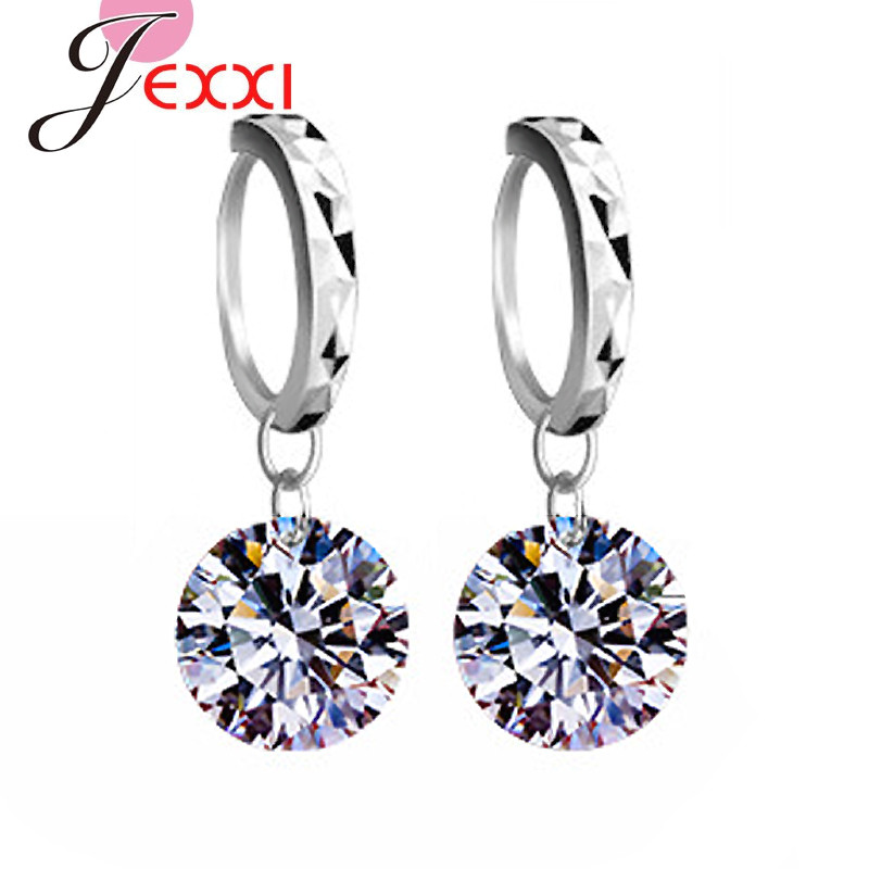 JEMMIN New 925 Sterling Silver Earrings High Quality