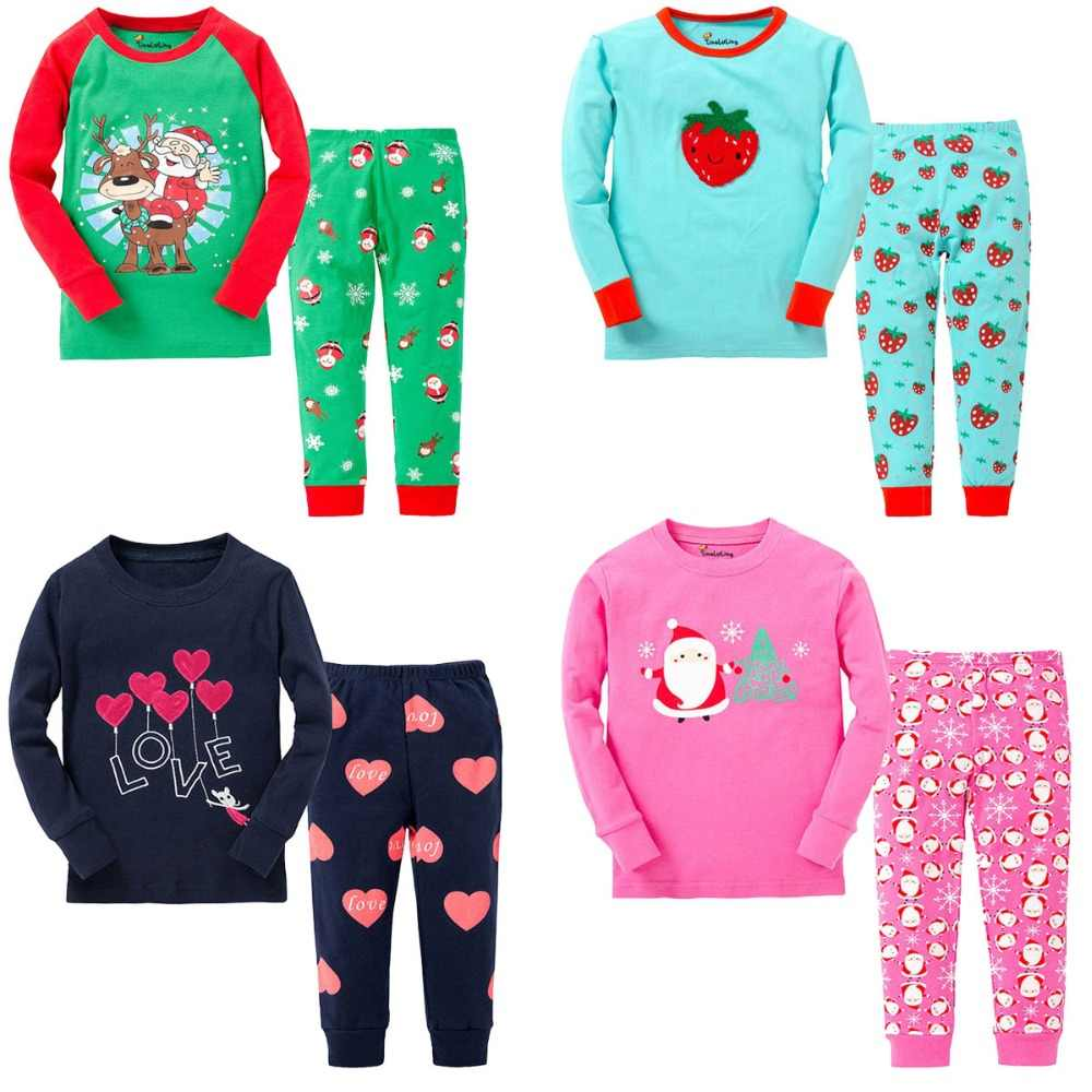 91660a65c Detail Feedback Questions about Children Cotton Pajamas Sets Baby ...