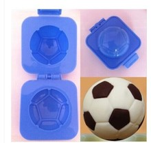 Round rice ball mould Football shaped sushi DIY eggs stamping baking tools