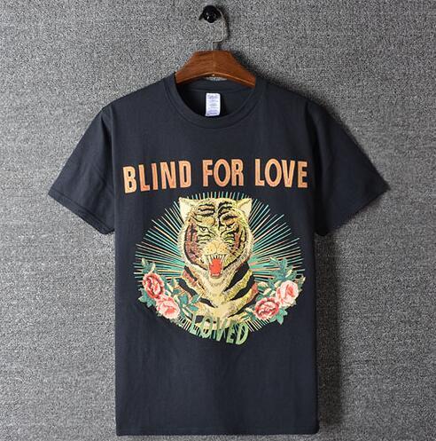 3e177b29b81e New High 2017 Men Fashion T Shirts Rottweiler Print T Shirt Hip Hop ...