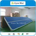 Free Shipping 8X2m Hot Sale Factory Price Inflatable Air Mat For Gymnastics/ Inflatable Tumble track/