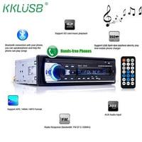 Car Radio Jsd 520 12V Bluetooth Car Stereo In Dash 1 Din FM Aux Input Support