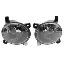 1 пара Автомобиль отдел галогенные вождения Туман лампа автомобилей переднего бампера для Audi A4 B8 Q5 2008-2012 автомобилей Аксессуары