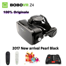 Original Xiaozhai BOBOVR Z4 VR Virtual Reality 3D VR Gläser Theater Private zu 4,7-6,2 zoll smartphone + bluetooth headset