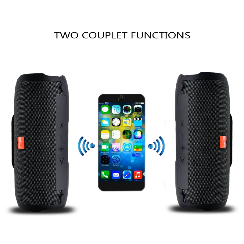 Wireless Round Speaker with Handle Bluetooth Speakers Wireless Devices CoolTech Gadgets free shipping |Activity trackers, Wireless headphones