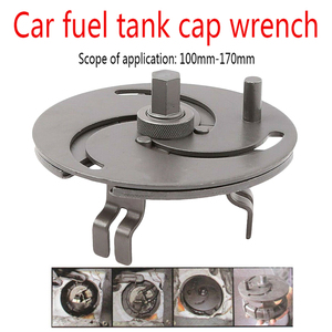 Image 5 - New Adjustable Car Fuel Tank Lid Wrench Tool Remove Oil Cover Pump Cap Spanner